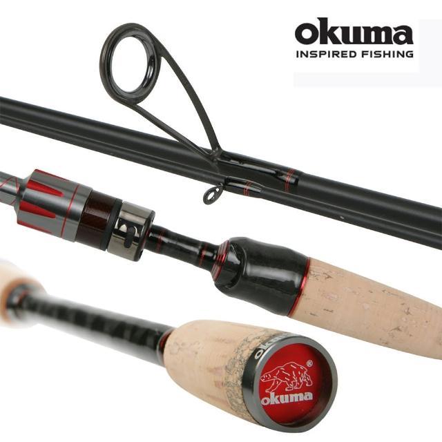 OKUMA【OKUMA】RTX 阿提斯 路亞竿-RTX701MH(一本竿設計黑鱸/溪流捲仔適用)