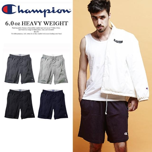 【Champion】CHAMPION運動品牌冠軍美規棉褲(棉短褲)