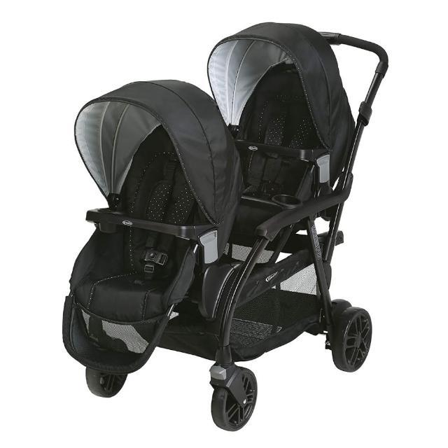 【Graco】雙人前後座嬰兒手推車 城市雙人行 Modes Duo