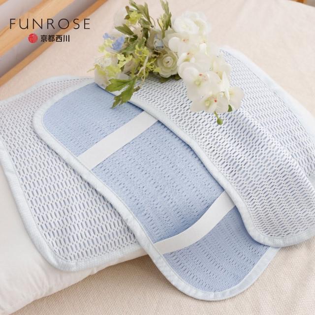 【京都西川】日本製3D極度涼感枕墊(1入)