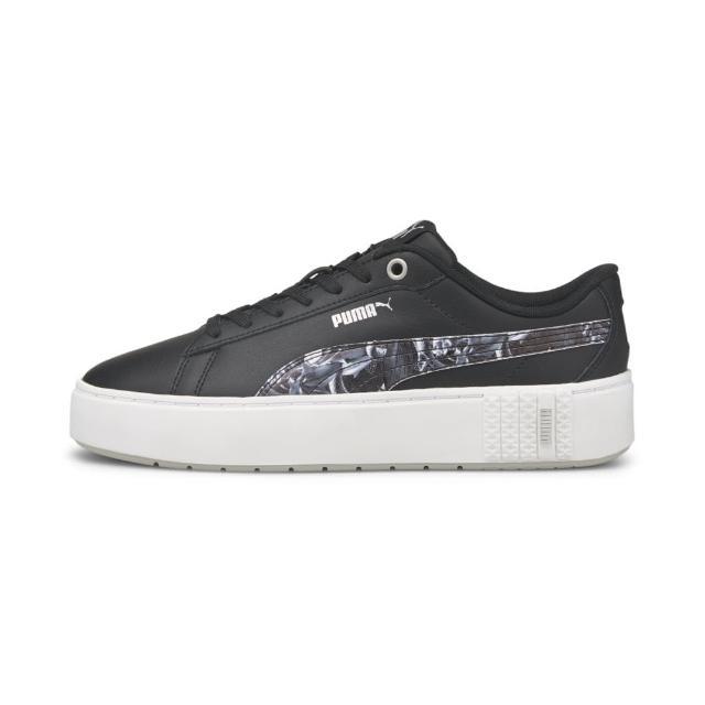 PUMA【PUMA官方旗艦】Smash Platform v2 Untamed Su 網球運動鞋 女性 36888502