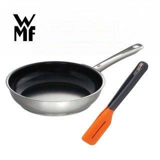 【德國WMF】Devil陶瓷平底鍋/平煎鍋28cm+餐夾