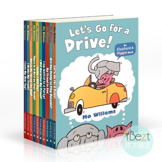 【iBezT】An Elephant & Piggie Book(紐約圖書館「每個人都應該知道的100種繪本」)