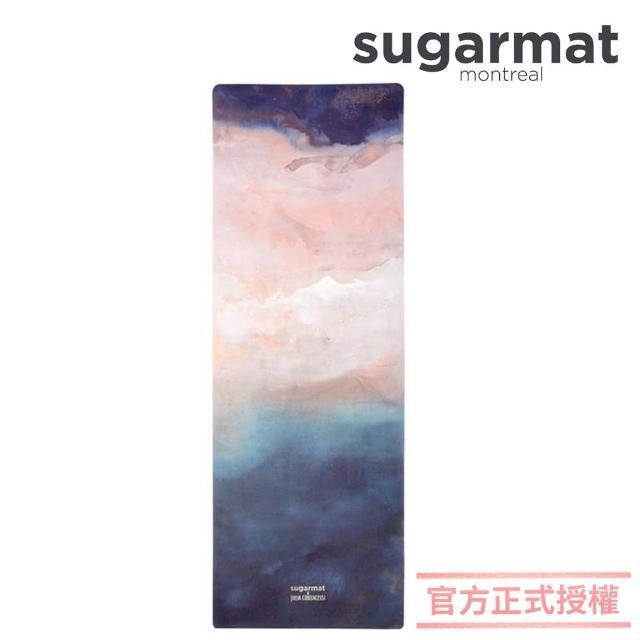 【加拿大Sugarmat】麂皮絨天然橡膠瑜珈墊 3.0mm(聖海倫娜島暈染 Saint Helena)