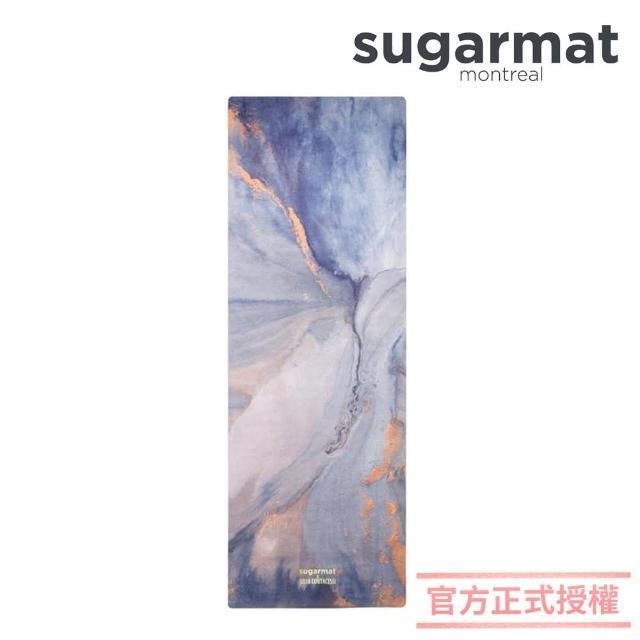 【加拿大Sugarmat】麂皮絨天然橡膠瑜珈墊 3.0mm(覺醒Soft Awakenin)