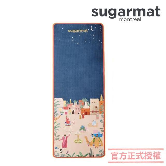 【加拿大Sugarmat】頂級TPE瑜珈墊 5mm(馬拉喀什 Marrakesh)