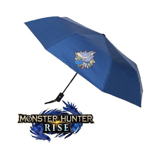 【Nintendo 任天堂】CAPCOM 預購6月上市★《魔物獵人 崛起》(雨傘)