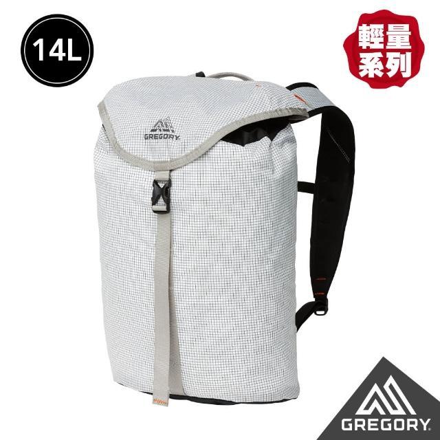 【Gregory】14L VULTURE AL 輕量後背包(時尚白)