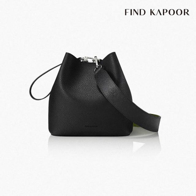 【FIND KAPOOR】PINGO 20 BASIC系列 手提斜背水桶包- 黑色