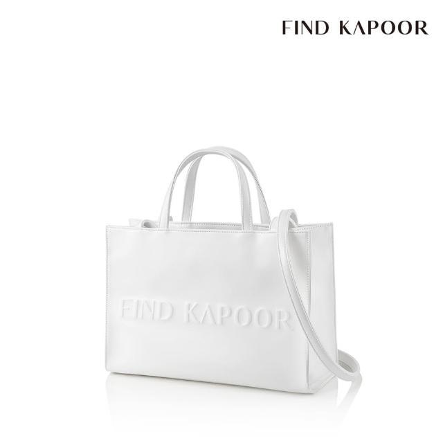 【FIND KAPOOR】MONA 32 系列 兩用中型方包- 白色