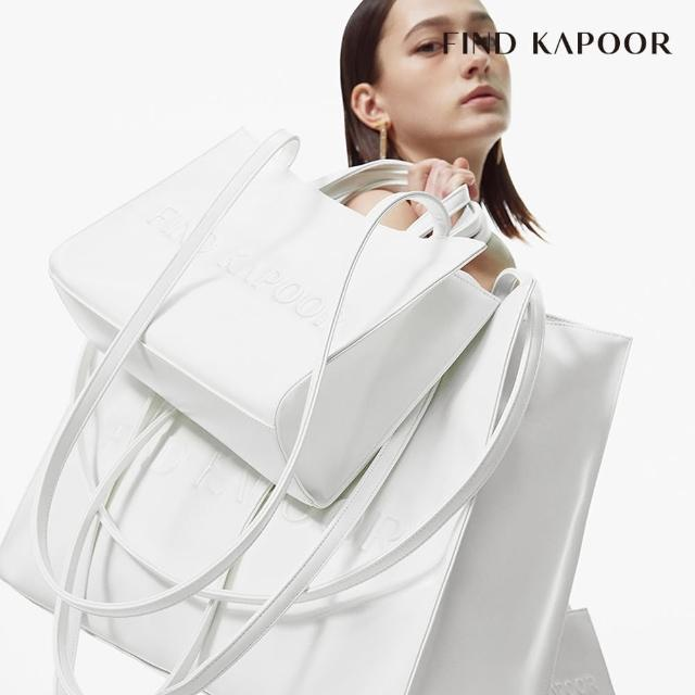【FIND KAPOOR】MONA 48 系列 兩用大型方包- 白色