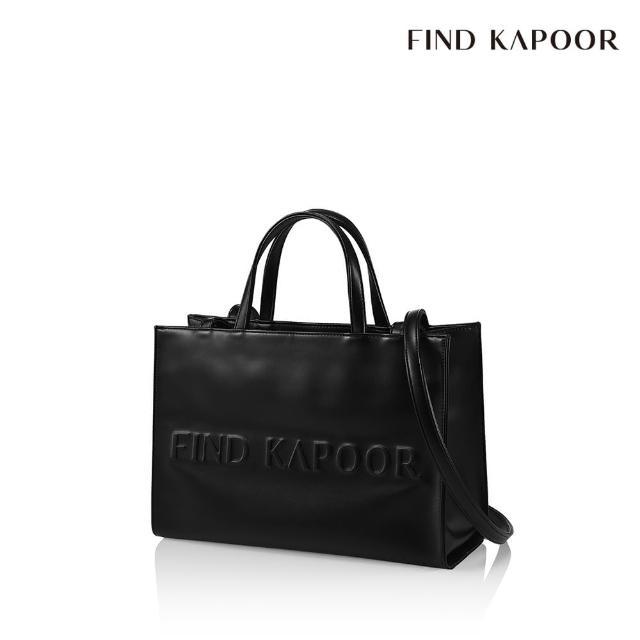 【FIND KAPOOR】MONA 32 系列 兩用中型方包- 黑色