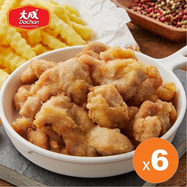 【大成】酥脆雞軟骨(350g/片)*6包組 大成食品(網購熱銷 鹹酥雞 氣炸鍋 炸物 啤酒)