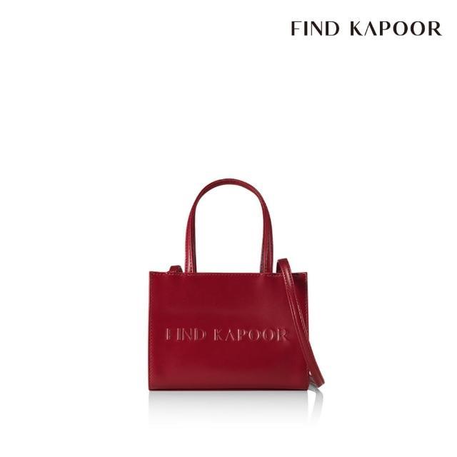 【FIND KAPOOR】MONA 17 系列 兩用小方包- 紅色