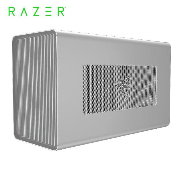【Razer 雷蛇】Core X 銀色外置顯示盒(RC21-01310200-R3T1)
