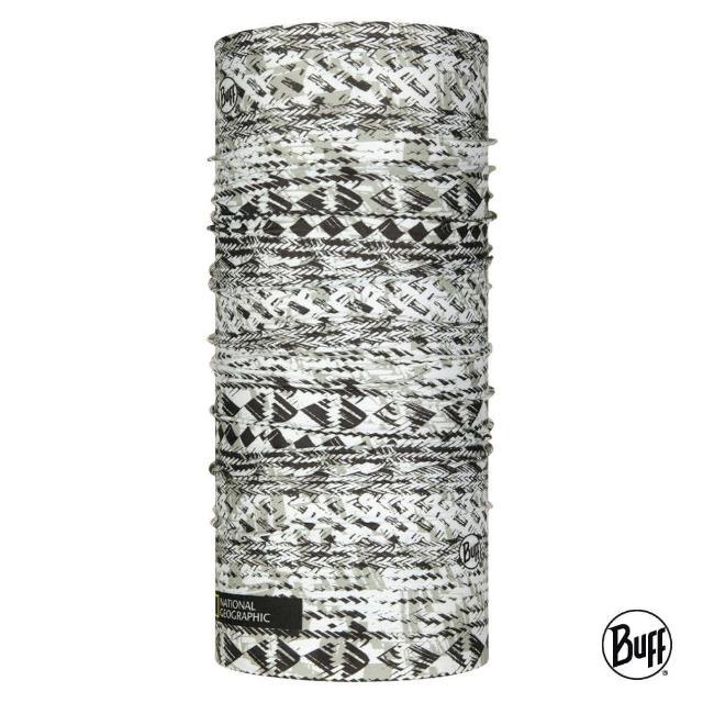 【BUFF】國家地理頻道coolnet抗UV頭巾-玄月祭典(BF125099-555/登山頭巾/魔術頭巾/涼感頭巾)