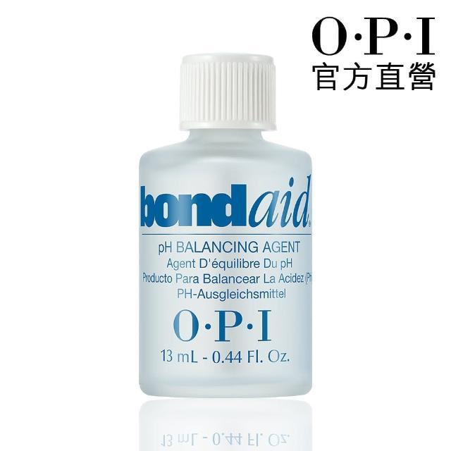 【O.P.I】官方直營.短效品_Bond Aid PH平衡劑13ml-BB012(指甲油的化妝水)