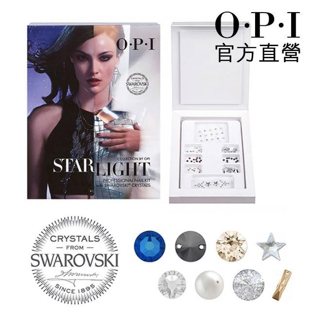 【O.P.I】官方直營.妝點星意施華洛世奇水鑽指尖裝飾組-HRG24