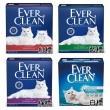 【EverClean 藍鑽】強效凝結除臭貓砂25lb-2入