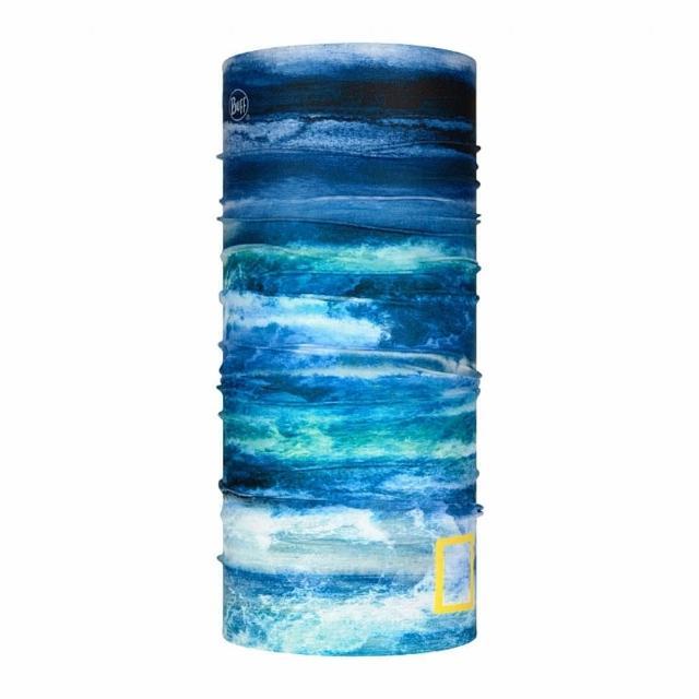 【BUFF】BUFF 國家地理頻道COOLNET抗UV頭巾-忘憂海岸