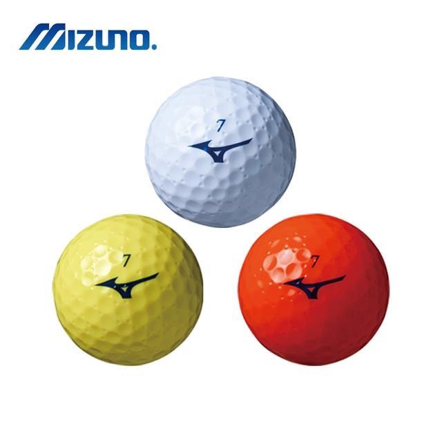【MIZUNO 美津濃】RB 566 高爾夫球 二層球 二盒組(RB56619DZ)