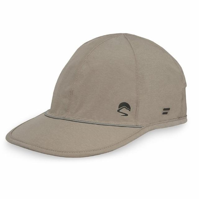 【Sunday Afternoons】抗UV防水透氣棒球帽(灰褐)