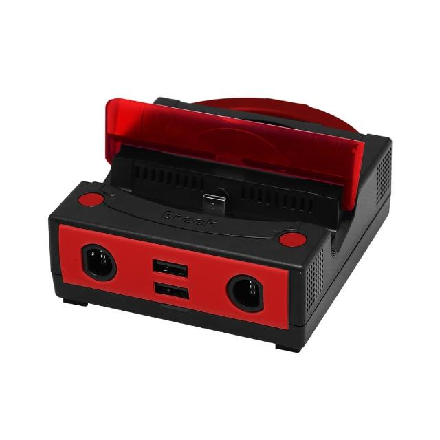 【Brook】副廠 Switch Power Bay 基本版底座-支援CG手把.PD快充(FM00008415)