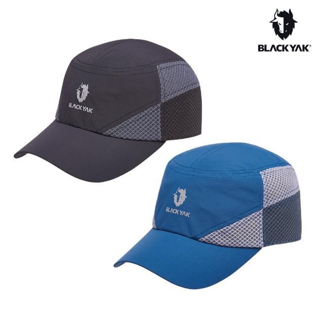 【BLACK YAK】SUPPLEX 透氣軍帽[藍色/黑色]BYAB1NAG01(韓國春夏 軍帽 中性款)