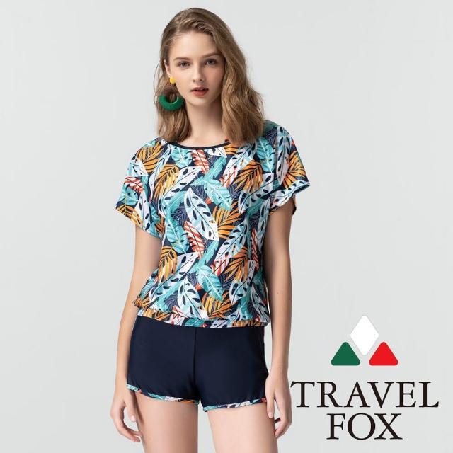 【Summer Love 夏之戀】TRAVEL FOX泳衣 大女四件式(C21719)