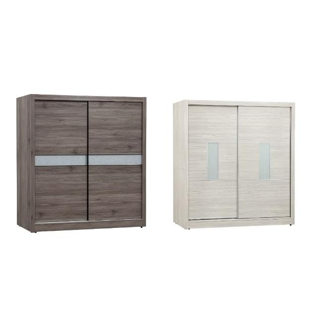 【MUNA 家居】曼特寧6X7尺衣櫥共兩色含內鏡(衣櫥 衣櫃 收納櫃 櫥櫃)