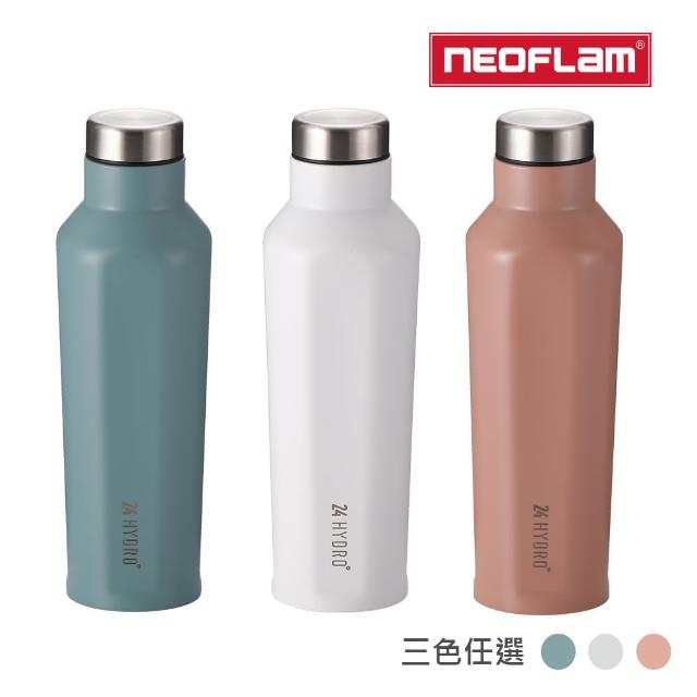 【NEOFLAM】24 Hydro不銹鋼保溫瓶500m(3色任選l)