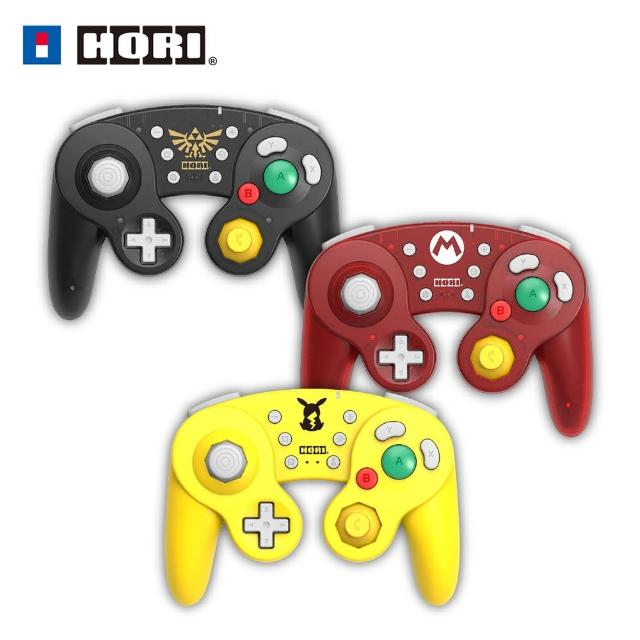 【HORI】Switch 專用 副廠 NGC無線經典控制器 三款任選