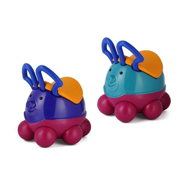 【ChingChing 親親】小豬滑步車(學步車)