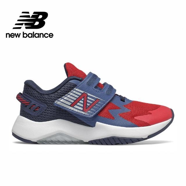 【NEW BALANCE】NB 童鞋_男鞋/女鞋_灰紅_PTRAVRW-W楦