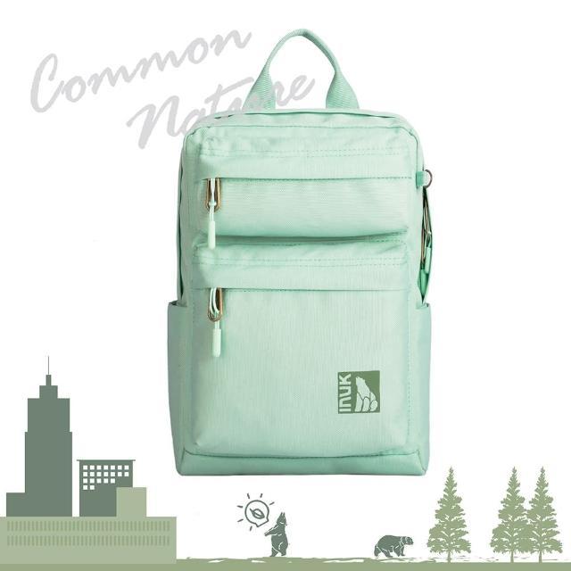 【INUK】環保調色盤系列 Eco Primary Venus_RP 雪糕薄荷綠 後背包 4L(小背包)