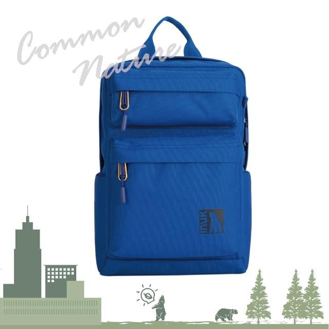 【INUK】環保調色盤系列 Eco Primary Venus_RP 海洋精靈藍 後背包 4L(小背包)