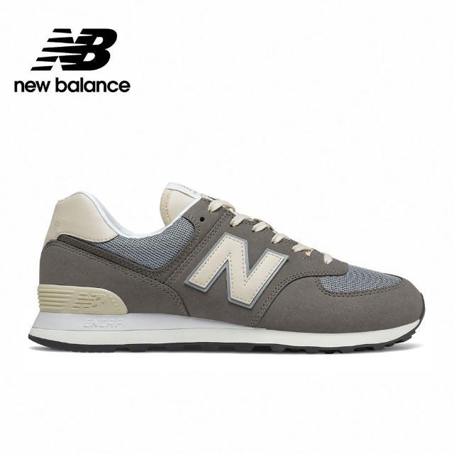 【NEW BALANCE】NB 復古運動鞋_男鞋/女鞋_灰藍_ML574SRP-D楦