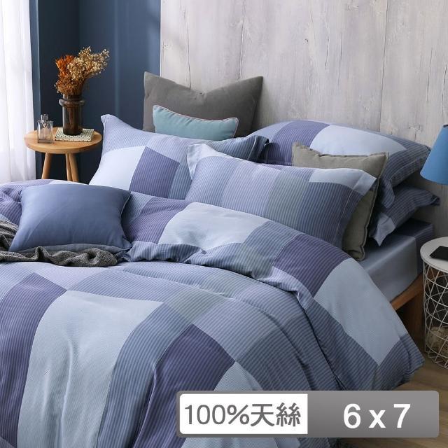 【HongYew 鴻宇】雙人兩用被套 天絲300織 台灣製(洛普)