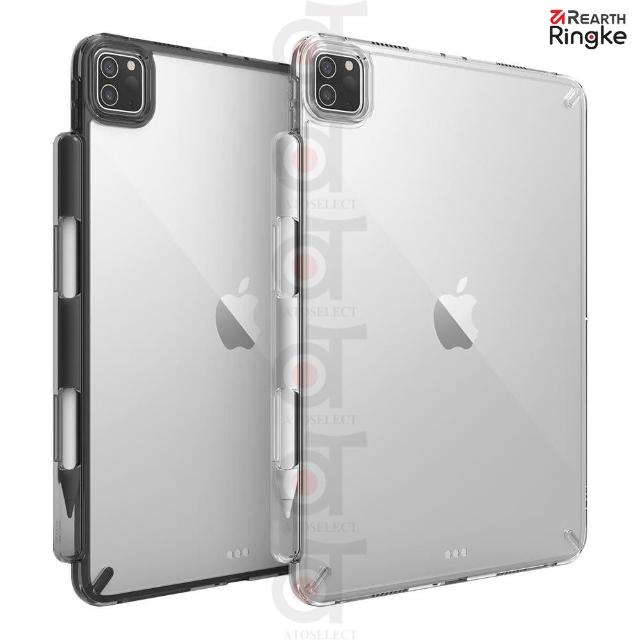 【Ringke】Apple iPad Pro 2021 11吋 [Fusion] 透明背蓋防撞保護殼(iPad Pro 11吋 第 1/2/3 代 保護殼)
