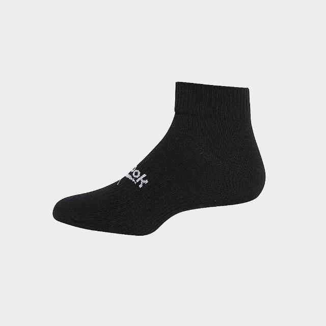 【REEBOK】ACTIVE FOUNDATION 腳踝襪1雙入 男/女(GI0065)