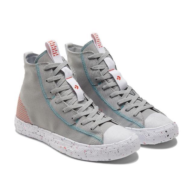 【CONVERSE】CTAS CRATER HI 高筒 男女 舒適 縫線 休閒鞋 灰藍色(170827C)
