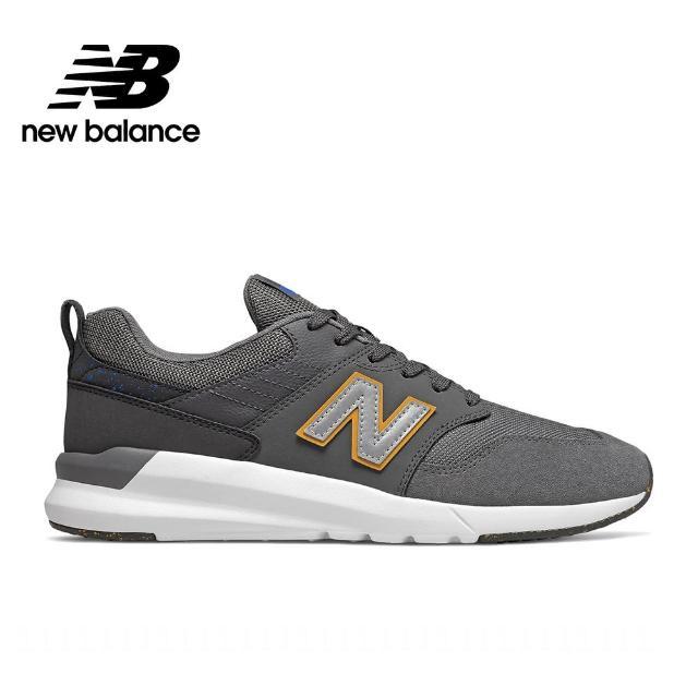 【NEW BALANCE】NB 復古休閒鞋_男鞋_灰色_MS009OM1-D楦