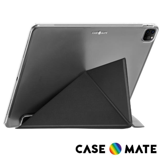 【CASE-MATE】美國 Case●Mate 多角度站立保護殼 iPad Pro 11吋 第三代 - 時尚黑