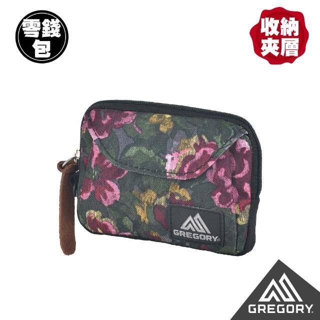 【Gregory】PENNY 零錢收納包(花園油彩)