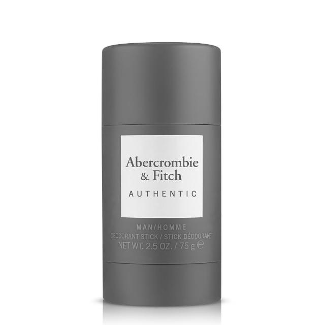 【Abercrombie & Fitch】真我男性淡香水體香膏75g(原廠公司貨)