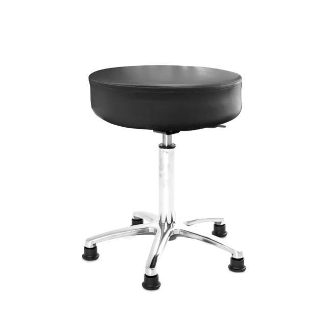 【GXG 吉加吉】圓凳款 工作椅 鋁合金腳座(TW-T01 LU)