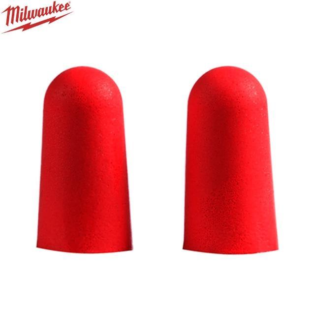 【Milwaukee 美沃奇】發泡式耳塞(48-73-3006)