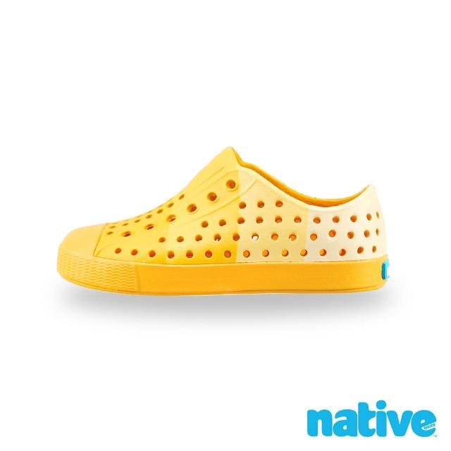 【native】小童鞋 JEFFERSON 小奶油頭鞋(以黃之名)