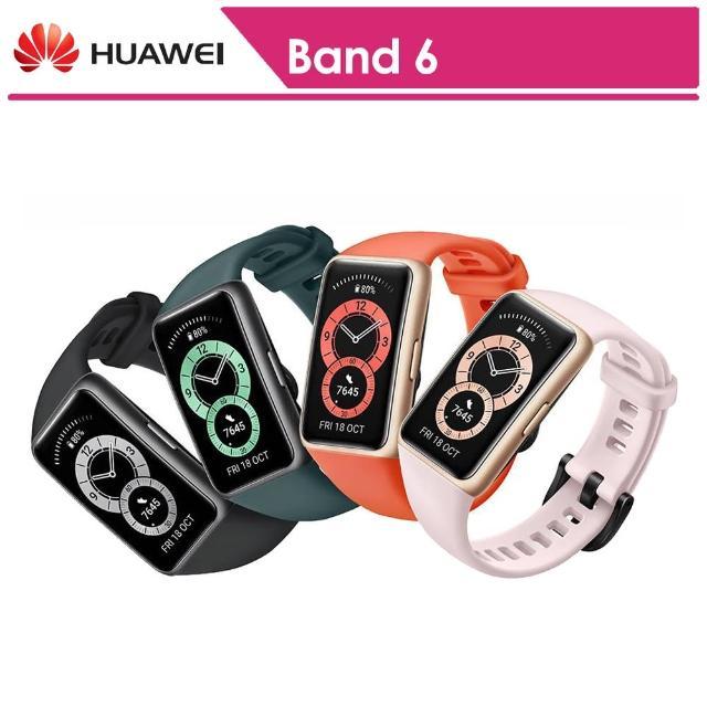 【HUAWEI 華為】Band 6 智慧手環