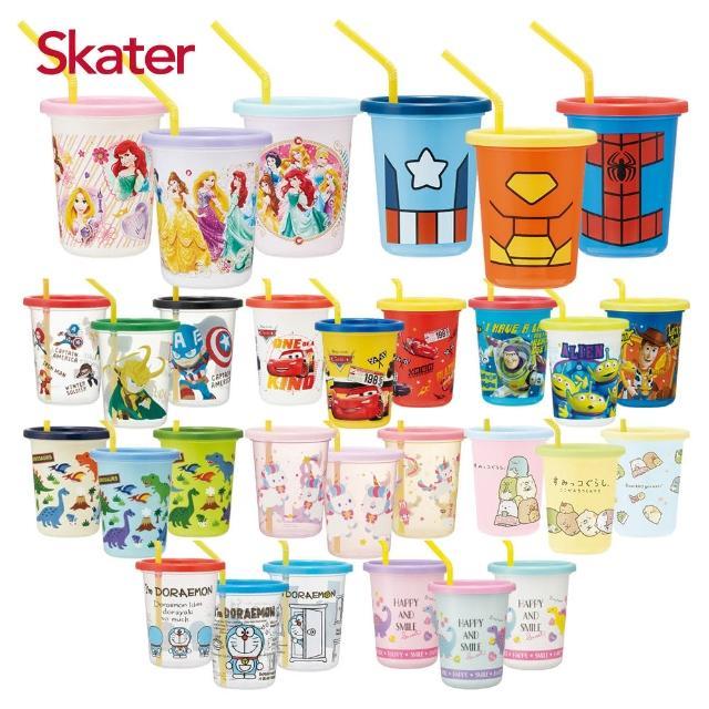 【Skater】日本製3入水杯(320ml)